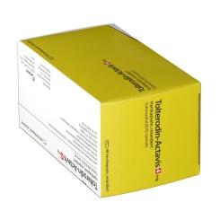 TOLTERODIN Actavis 4 mg Hartkapseln retardiert