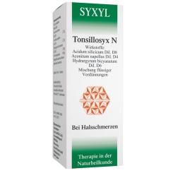 Tonsillosyx N Syxyl Lösung