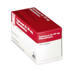 TOPIRAMAT AL 50 mg