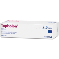 Topisolon Salbe