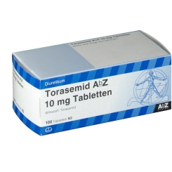 Torasemid AbZ 10 mg Tabl.