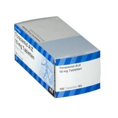 Torasemid AbZ 10 mg Tabl.