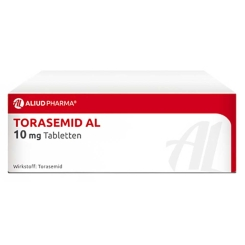 Torasemid Al 10 mg Tabl.