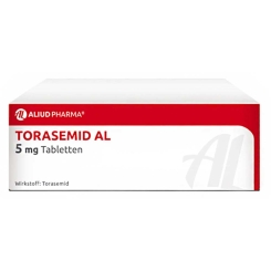 Torasemid Al 5 mg Tabl.