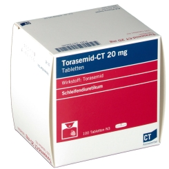 TORASEMID-CT 20 mg