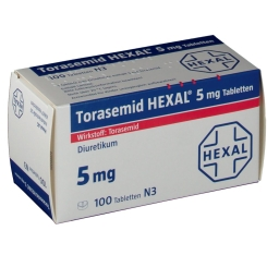 Torasemid Hexal 5 mg Tabletten