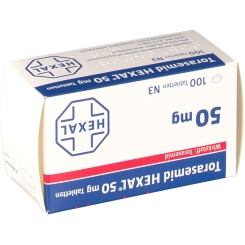 TORASEMID HEXAL 50 mg