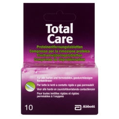 TotalCare Proteinentfernungs Tabletten
