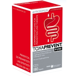 TOXAPREVENT® PURE Kapseln