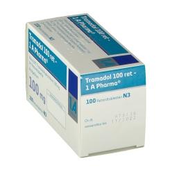 Tramadol 100 retard 1a Pharma Tabletten