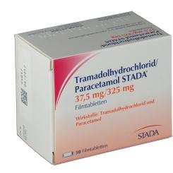 TRAMADOLHYDROCHLORID/PARACETAMOL STADA 37,5-/325mg
