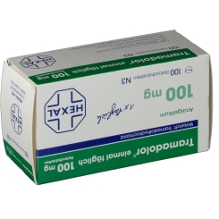 TRAMADOLOR einmal taegl. 100 mg Retardtabletten