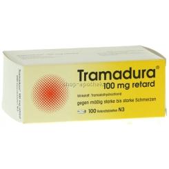 Tramadura 100 mg retard Snap Tabl.