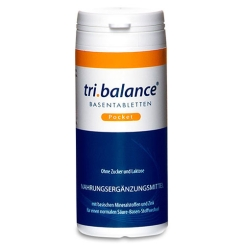 tri.balance® Basentabletten Pocket