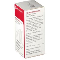 TRIMIPRAMIN AL 40 mg/ml zum Einnehmen