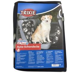 Trixie Auto-Schondecke 0,65 x 1,45 m schwarz/beige