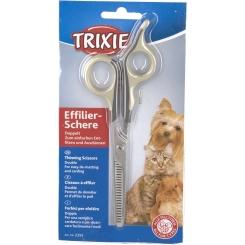 Trixie Effilierschere beidseitig