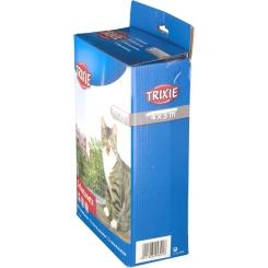 Trixie Schutznetz 4 x 3 m schwarz