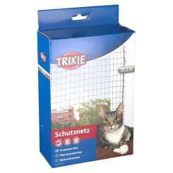 Trixie Schutznetz in schwarz 3 x 2 m