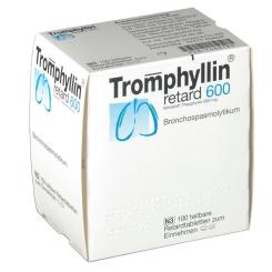 Tromphyllin retard 600