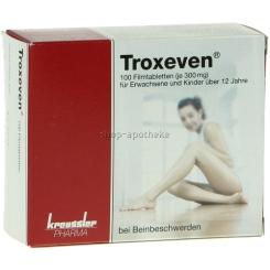 Troxeven Filmtabl.