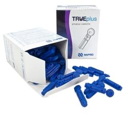 TRUEplus sterile Lanzetten 33G
