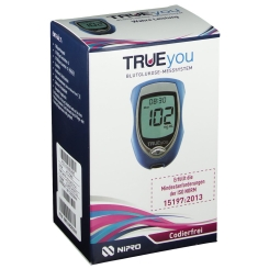 TRUEyou Blutzucker-Messsystem mg/dL