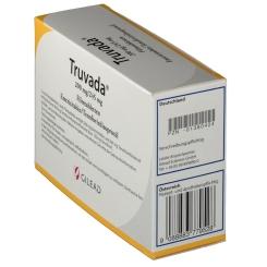 Truvada 200 mg/245 mg Filmtabletten