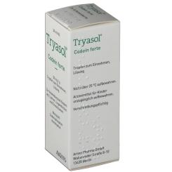 Tryasol Codein forte Tropfen
