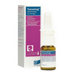Tussamag® Nasenspray für Kinder