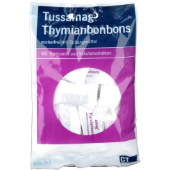 Tussamag® Thymianbonbons zuckerfrei