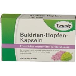Twardy® Baldrian Hopfen