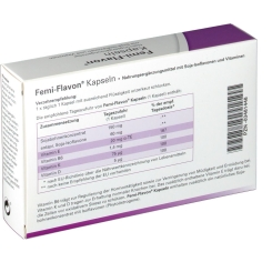 Twardy® Femi-Flavon® Kapseln