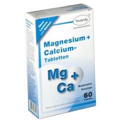 Twardy® Magnesium + Calcium