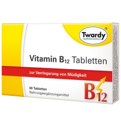 Twardy® Vitamin B12 Tabletten