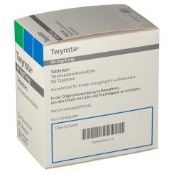 Twynsta 40 mg / 5 mg