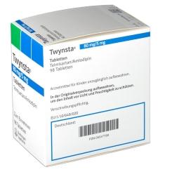 Twynsta 80 mg/5 mg Tabletten