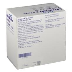 Ultracain D-s forte f.d. Zahnheilk. Zyl.-Amp.