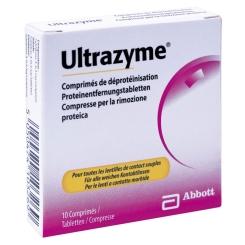 Ultrazyme® Proteinentfernungstabletten