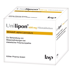 Unilipon® 600 mg Tabletten