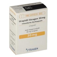 URAPIDIL Stragen 30 mg retardierte Hartkapseln