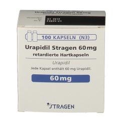 URAPIDIL Stragen 60 mg retardierte Hartkapseln
