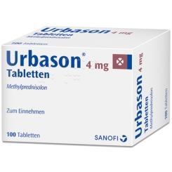 Urbason 4 mg Tabl.