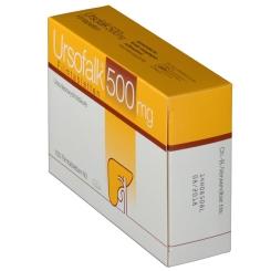 Ursofalk 500 mg Filmtabletten