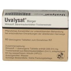 Uvalysat® Bürger Dragees