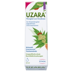 UZARA® 40mg/ml Lösung zum Einnehmen