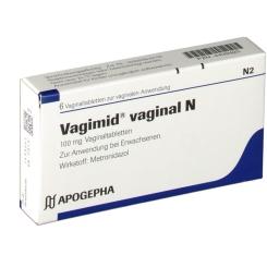 Vagimid Vaginal N Vaginaltabletten
