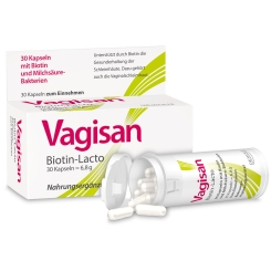 Vagisan® Biotin-Lacto