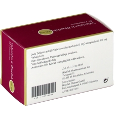 VALACICLOVIR BLUEFISH500MG