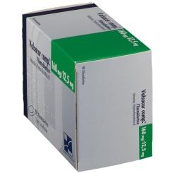 VALSACOR comp.160 mg/12,5 mg Filmtabletten